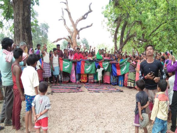 उपचुनाव जीतने के लिए आजसू और भाजपा अब गुंडागर्दी और दबंगई पर उतरी!
