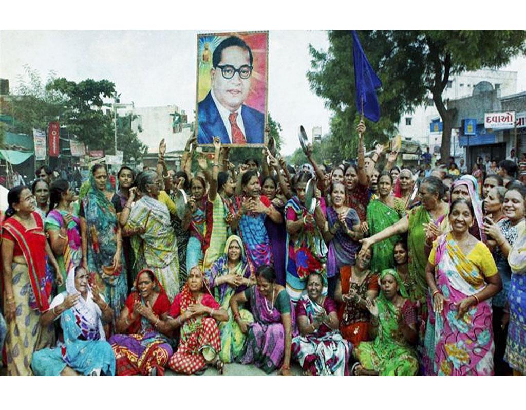 कानूनों में हो रहे संशोधनों से झारखण्डी दलित समाज खफा