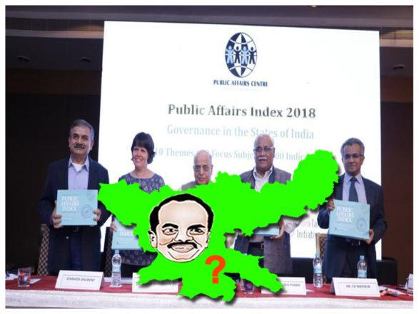 पीएसी की रिपोर्ट में रघुवर का विकास वेंटिलेटर पर