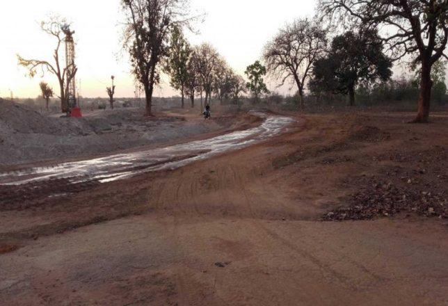 अबतक वनक्षेत्र के 50,000 हेक्टेयर भूमि लूटा चुकी है यह सरकार