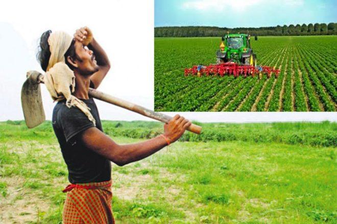 कृषि उत्पादन में कॉन्ट्रैक्ट फ़ार्मिंग और झारखंड के 129 प्रखंड सूखाड़