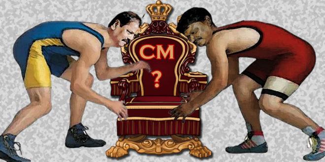 मुख्यमंत्री की कुर्सी को लेकर रघुबर और मुंडा के बीच दंगल