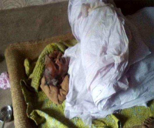 रामचरण मुंडा की भूख से हुई मौत को बीमारी से हुई बताने की जुगत में सरकार