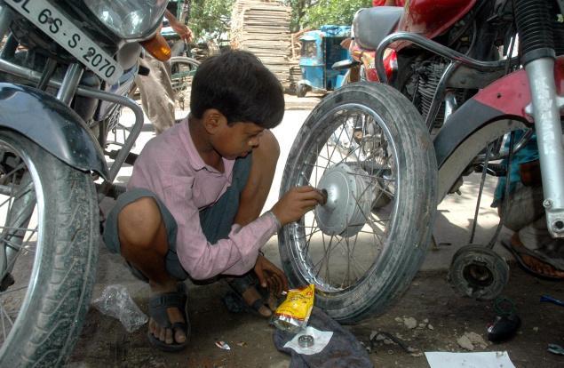 विश्व बालश्रम निषेध दिवस
