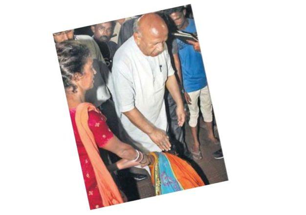 झारखण्ड में स्वास्थ्य व्यवस्था की हालत लचर : मंत्री सरयू राय