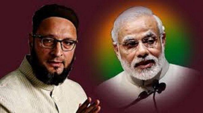एआईएमआईएम के खिलाफ विवादास्पद बयान दे भाजपा दिखावा करती है