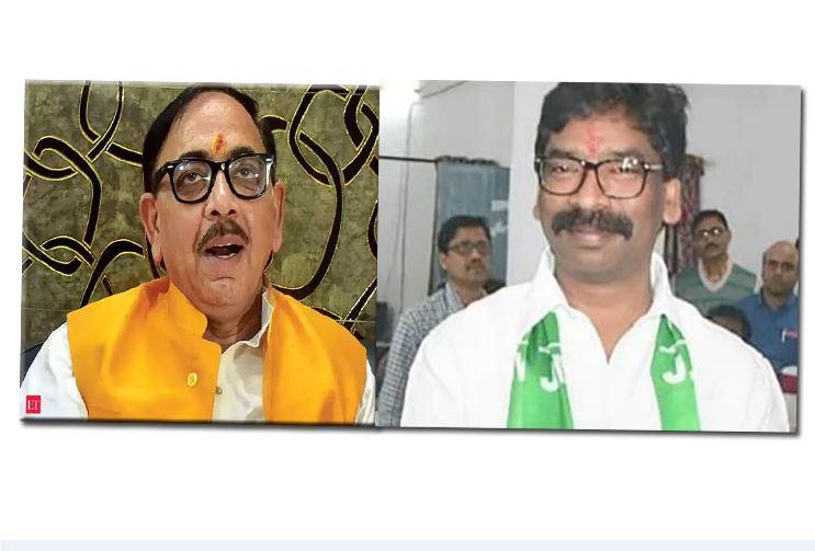 सीएए को लेकर महेंद्रनाथ पाण्डेय का बयान हेमंत सोरेन के लिए सुझाव है या धमकी