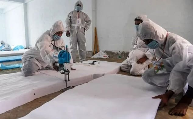 बिहार में संक्रमितों की संख्या पहुंची 60