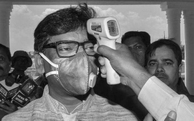 Jharkhand hindi News : कोरोना संक्रमण से सम्बंधित आंकड़े व सरकार के कदम
