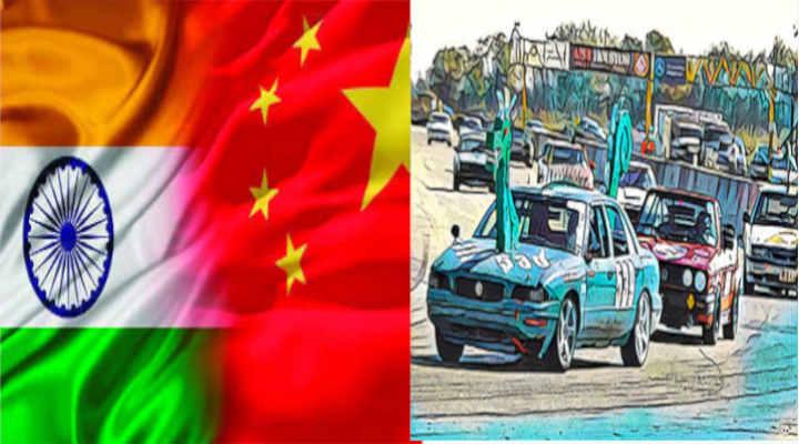 24 hours of lemons race चीन भारत