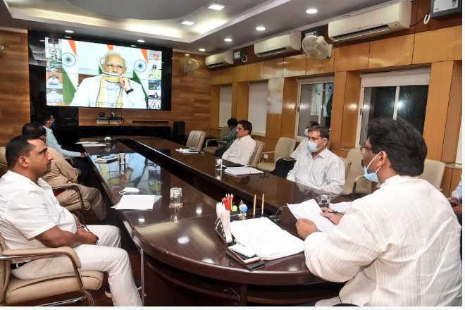 PM मोदी ने बोली हेमंत की जुबान -मनरेगा,GST, प्रवासी, शब्द गायब