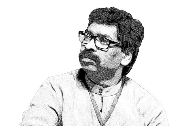 झारखंड के मुख्यमंत्री हेमंत सोरेन का देश के पटल पर ज़ोरदार दस्तक