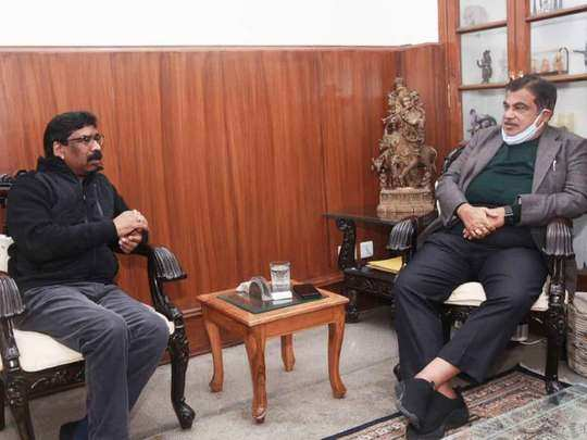मुख्यमंत्री का दिल्ली दौरा