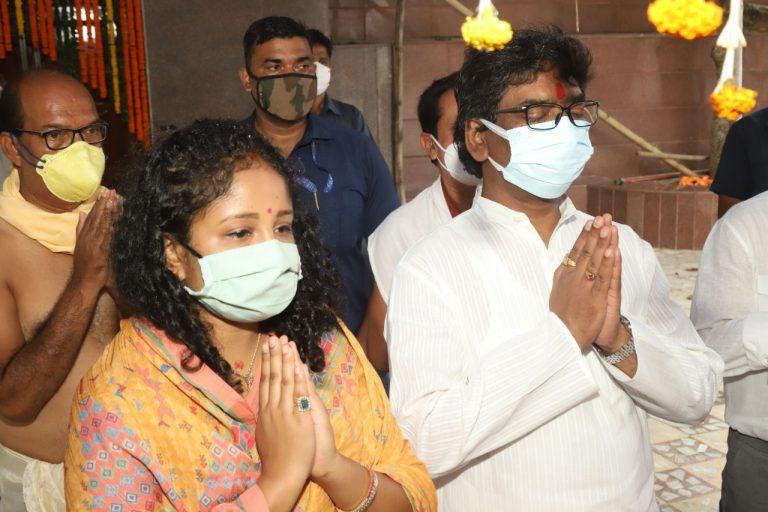 Jagannath Temple Hemant Soren CM